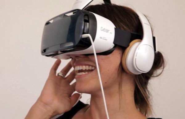Samsung Gear VR - Leo Burnett 4 600w