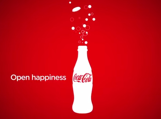 Coca-Cola was 2014's most awarded advertiser globally