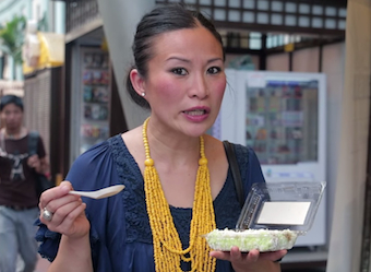 Malaysia Airlines recruits Poh Ling Yeow for branded content video series
