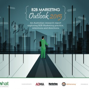 Green Hat B2B Outlook 2015 cover image