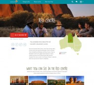 New Australia.com takes Tourism Australia to the cutting edge of content, co-creation, data trends