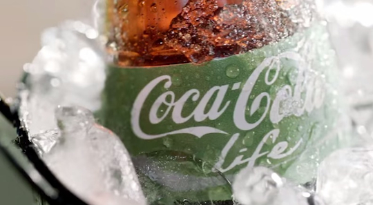 Pepsi got in first, but Coca-Cola Life's launch marks declaration of the Green Cola Wars