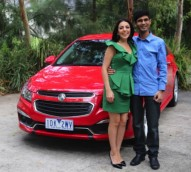 Holden Cruze drives romance with in-car speed dating challenge