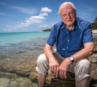 Tourism Australia enlists David Attenborough to promote Great Barrier Reef