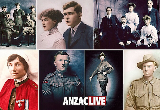 Media Monday: AnzacLive brings wartime Australians to social media, Audi and Fairfax launch native series