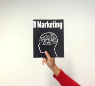 Inside Marketing Magazine: The Design Issue