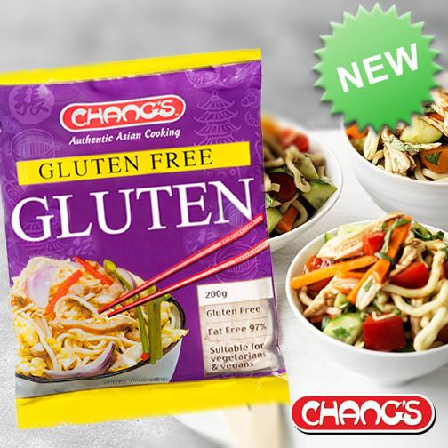 Chang's Gluten-Free Gluten New