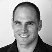 Dave Veronese_Profile headshot bw 180