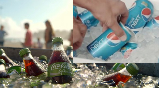 Battle of the brands: Coca-Cola Life vs Pepsi Next