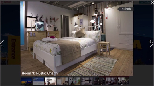 Ikea's Airbnb sleepover wins its agencies a Webby Award for social and events