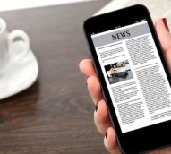 Media Monday: Mobile newspaper readership increases, real estate sites reach record highs, cinema boosts brand sentiment