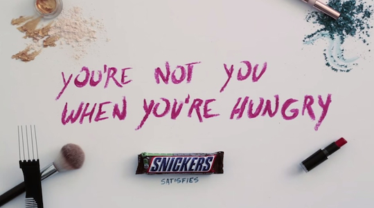 Snickers recruits video bloggers to prank their viewers