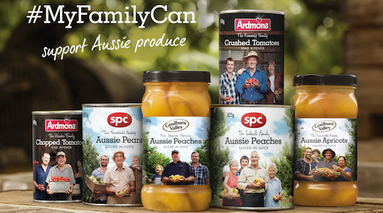 SPC puts farming families on the label in latest push back against private label