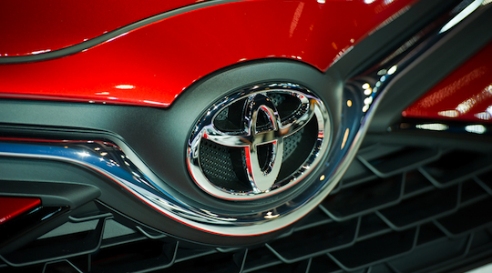 Toyota is Australia's most reputable company for 2015 | Marketing Magazine