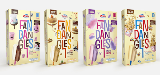 Fandangling a new ice cream brand: an insight into the creative process