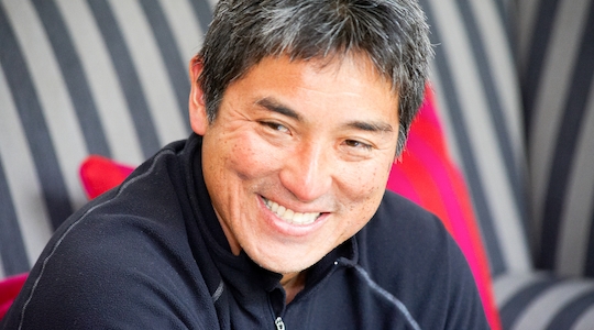 Guy Kawasaki on democratising design, and the golden age of marketing