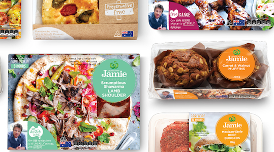 Woolworths wins raft of awards for private label packaging design