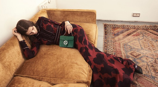 Gucci online: old-world tradition meets modern digital marketing