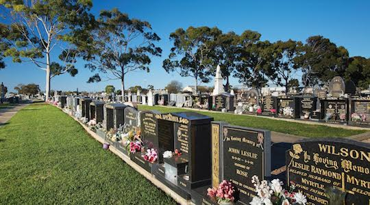 Adelaide Cemeteries spark conversation about death with new brand campaign