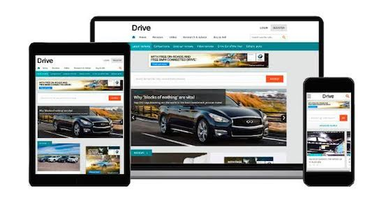 Media Monday: Drive's new website, TED welcomes Australian advertisers