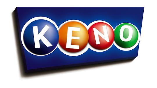 Old Keno logo