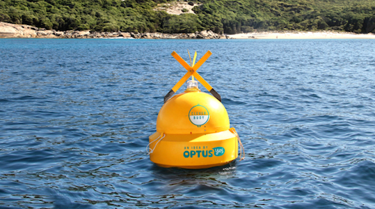 Optus 'Clever Buoy' wins Cannes Gold Lion