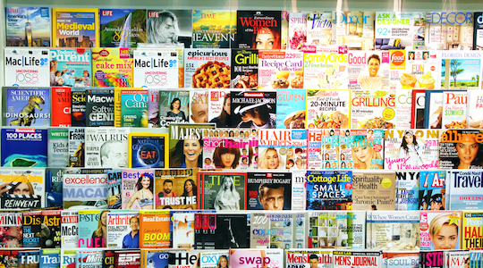 Media news: magazine advertising gives better ROI than first thought – Nielsen