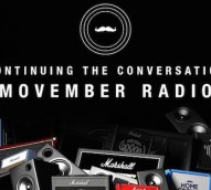 "The Movember Foundation shares ""hairy"" tales in new podcast"
