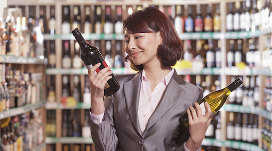 Bottling the finest in-store experience