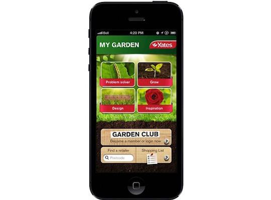 yates my garden app sl