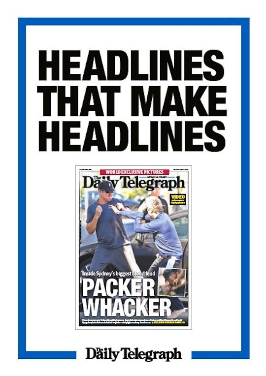 Daily Telegraph Brand Campaign 2