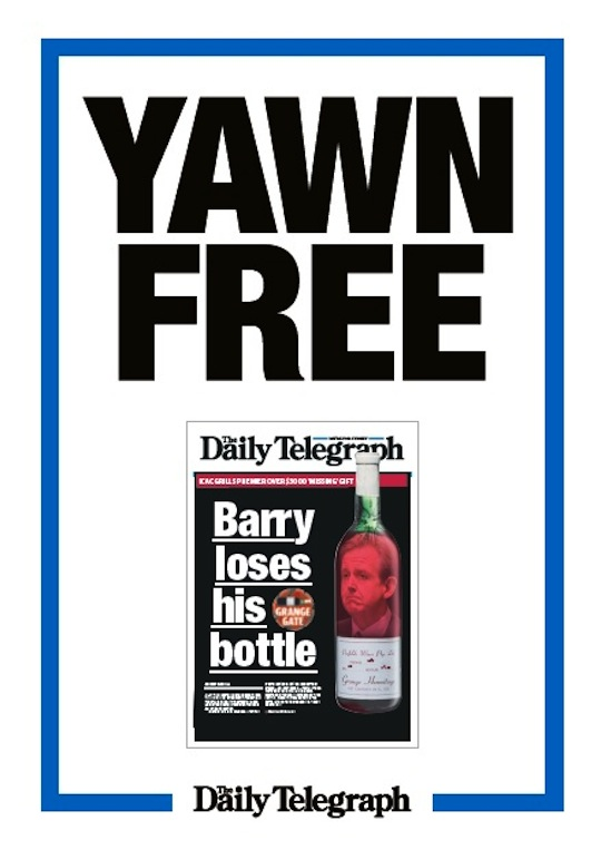 Daily Telegraph Brand Campaign 3