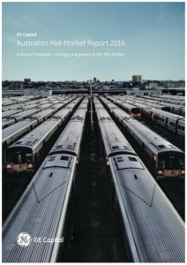 GE Capital mid market report case study cover