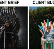 Navigating the 'client expectations' vs 'client budget' gap