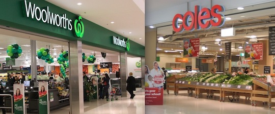 """duopoly coles vs woolworths During a recent sunday family lunch my nine year-old daughter made the matter-of-fact statement """"you know, coles is better than woolworths"""" given the speed at."""
