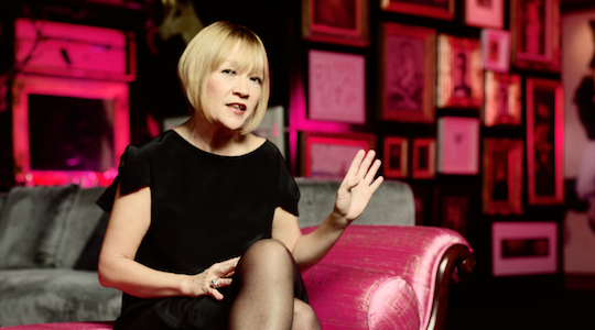 Cindy Gallop on disrupting sex, diversity, shared value and change from the bottom up