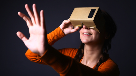 Virtual reality: the avatar of art, property and sport