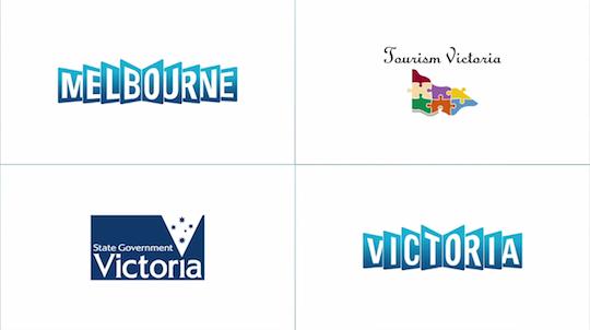 old melbourne logos