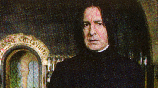 Viral ideas: What happens when Professor Snape and Sarah Koenig have dinner with the devil?