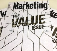 Inside Marketing magazine: The Value Issue – August September 2015