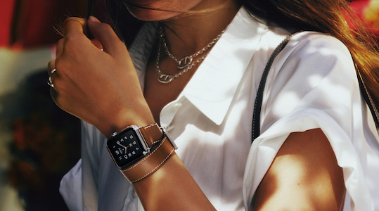 Apple and Hermes collaborate on exclusive smartwatches