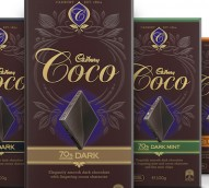 New Cadbury Coco premium dark chocolate targets the luxury market