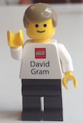 david gram lego man