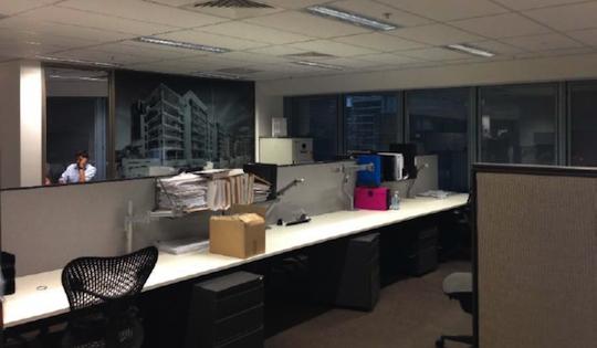 Brisbane  - Before 540