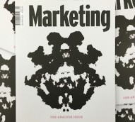 The Analyse Issue has arrived: Marketing Mag October-November