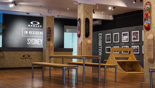 Oakley in Residence Sydney (1) 540