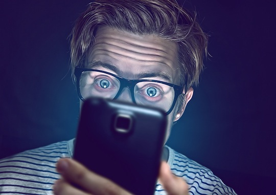 Smartphone separation anxiety: how real is nomophobia?