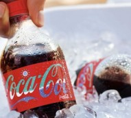 Coke comes alive with new colour packaging