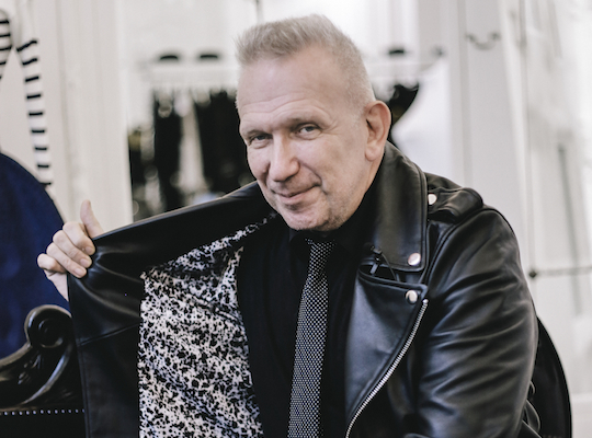 jean paul gaultier designs clothing and homewares range for target australia marketing magazine. Black Bedroom Furniture Sets. Home Design Ideas
