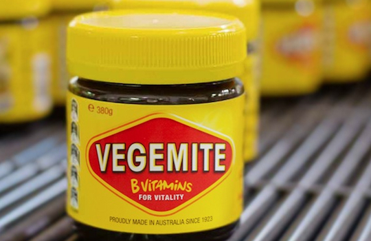 vegemite marketing and product Product description this is a resource centre for learning about vegemite from its  humble beginning in 1922 read about how vegemite was invented by fred.